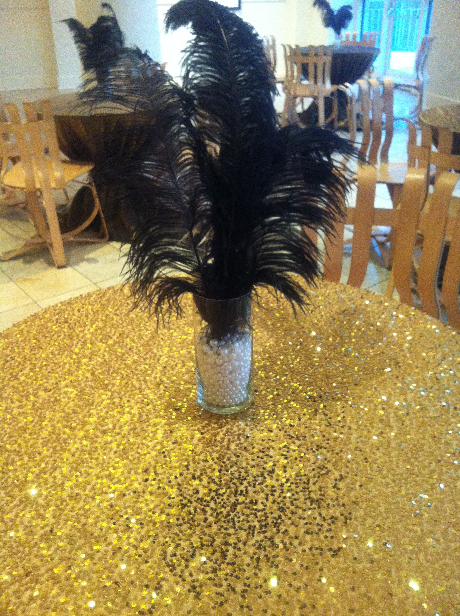 """The Great Gatsby"" Prom at Fernbank Museum – Burst of Life by EEP Events"